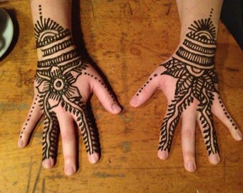 Henna Tattoo Kits Uk : Health & beauty shop uk curated by etsy on