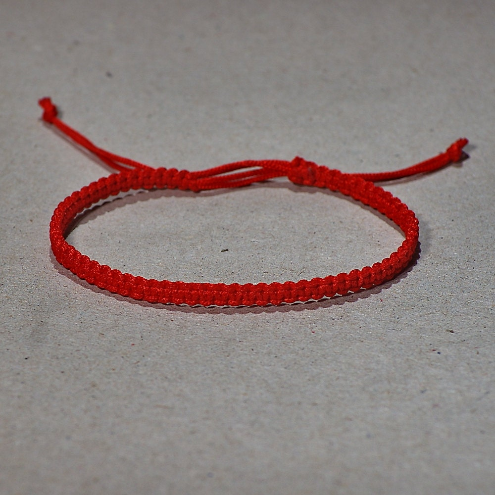 tadam bracelet red shop samples alphabet