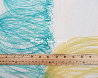 Nani Iro, Kokka Japanese Fabric, Double Gauze, 50cm