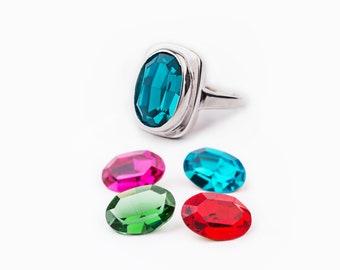 Swarovski Sterling silver Ring