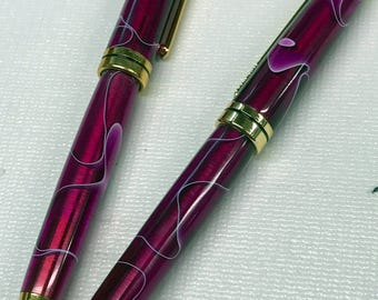 Matching Pen and Pencil Set