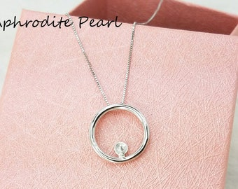 sterling silver pedant setting, pedant mounting, simple,fashion.elegant circle pattern, without pearls, jewelry DIY, gift DIy