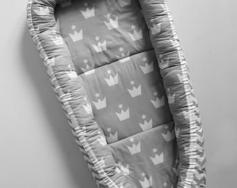Toddler Nest, Baby Nest, Babynest, Baby Pillow, Baby Bed, Co sleep, Travel Bed, Baby Sleep, Baby Cocoon, Baby Girl, Baby Boy, Toddler Bed