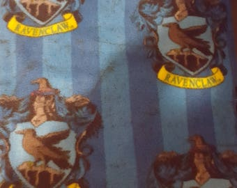 Harry Potter Ravenclaw (2yd) Handmade Fleece Blanket