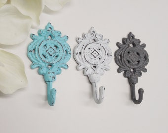 Good More Colors. Decorative Hooks/Shabby ...