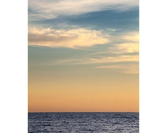 """Oversized Large Ocean Photograph - Up to 40x60"""" Fine Art Photography Print - vertical - Love Song"""