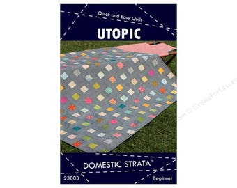 Utopic by Domestic Strata - Paper Printed Pattern