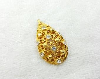 Jose Maria Barrera for Avon Versatile Elegance drop attachment for the  earrings Mint Condition  1993