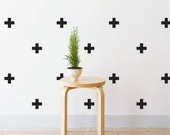 Mini Crosses   Removable Wall Decal & Sticker for Home, Office, Nursery