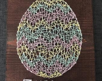 Custom Easter String Art