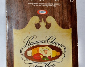 1976 The Complete Cheese Cookbook