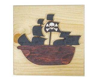 Keiki Pirate Ship - Free Shipping