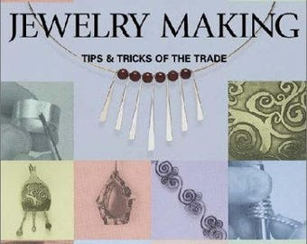 Jewelry Making  Tips and Tricks of the Trade  by Stephen O'Keefe  Softcover BOOK