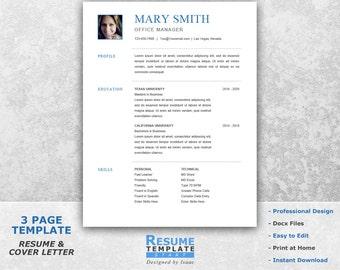 personal resume template word word resume template resume cover letter template word cv templates word curriculum vitae t22 - Personal Resume Template