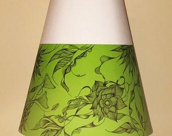 Lamp Shade A-green