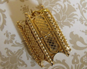 VINTAGE LOCKET Necklace, Reliquary/Old/Rare