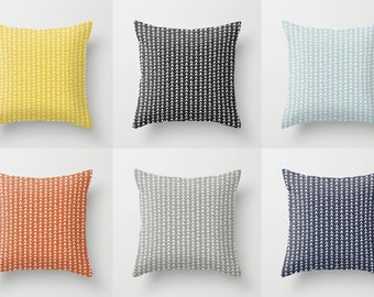 Decorative Pillow cover Nautical Pillow Cover Decorative Pillow Cove Pillow Color Choices