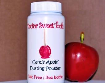 Candy Apple Dusting Powder (Talc Free)