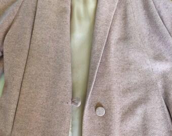 Spring Wool Coat