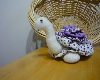 Yo Yo Turtle fabric quilt nursery decor reptile garden yoyo child friendly stuffed toy tortoise