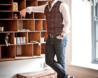 Mr London Waistcoat Pattern