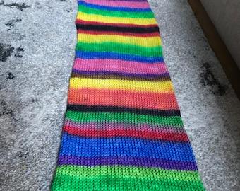 Handgefärbtes Garn, Indie Garn gefärbt, hand gefärbte Garn MAGIC CARPET RIDE-gefärbt, um die Bestellung von Hand bemalt Sock Blank Merino/Nylon Doppel gestrandet