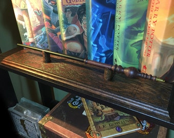Magic Wand Display / Wand Stand / Wand Holder For Wizard Wands