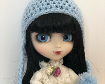 Blue Hat for pullip size 1/6