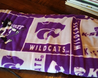 Kansas State Fleece, 2 yards