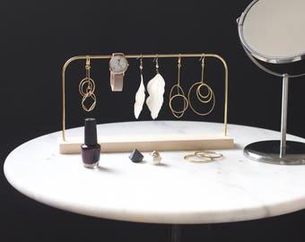 JADE I Earrings display I Earrings stand I Jewelry display I Jewelry stand I Jewelry holder I Earrings holder I Jewelry organizer I rack