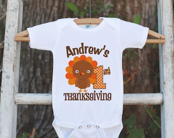 Newborn Thanksgiving Outfit Fresh Out Of The Oven Infant