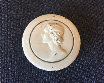 1920s Mary Pickford Compact - Silent Film - America's Sweetheart