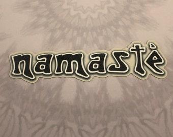 Namaste Outdoor Magnet