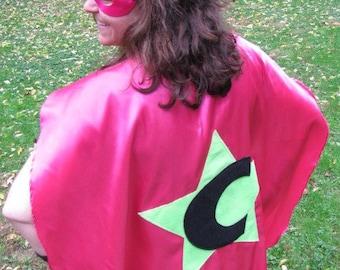 Adult Custom Superhero Cape Custom Adult size Groomsman Gift