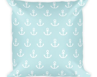 Anchor - Square Pillow