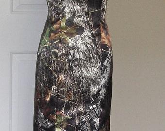 Mossy Oak Wedding Dress