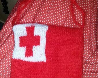 Bag flag tonga