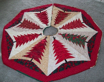 Christmas Tree Skirt #23