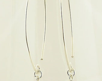 Lapis Sterling Silver Earrings 58