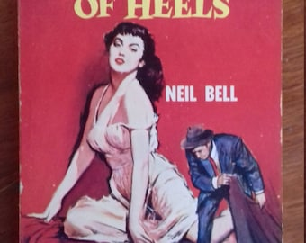 Three Pair of Heels by Neil Bell