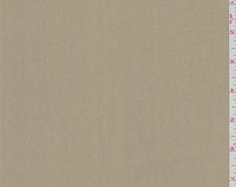Butterscotch Tan Fine Line Twill, Fabric By The Yard