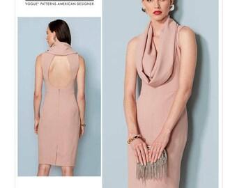 Dress sewing pattern Vogue V1531