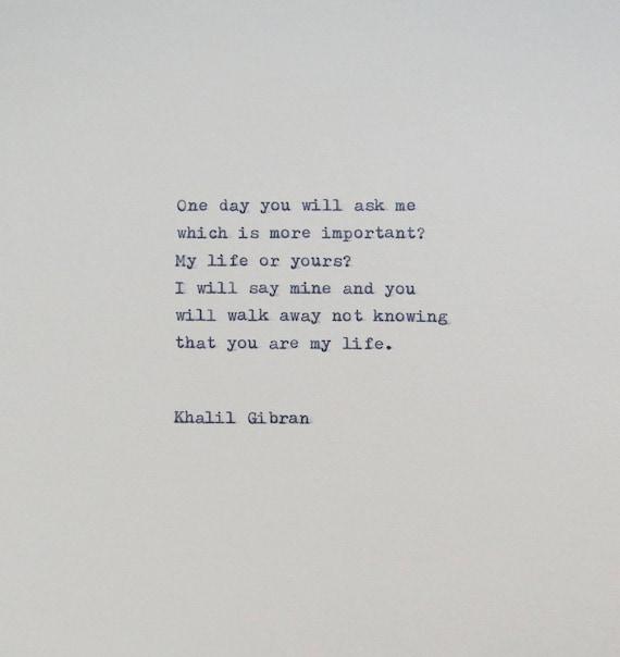 Citaten Kahlil Gibran : Khalil gibran zitat