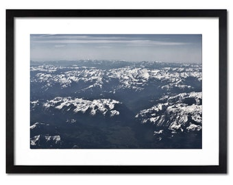 Pyrenees mountains - wall decor photography - Fine art for any plase - canvas or paper print in sizes 8x12, 12x18, 18x24 or 24x36