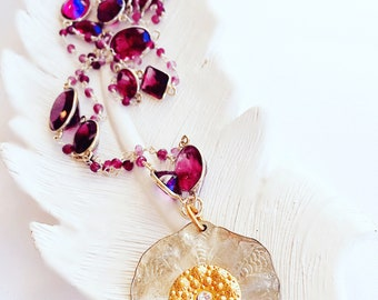 LILY Necklace - Enchanted Dreams Collection