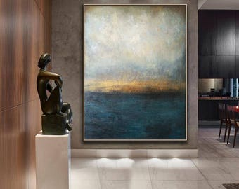 Original Painting, Canvas Art, Large Decor Art, Oil Abstract Art, Abstract Art, Painting On Canvas, Large Art, Large abstract, Palette knife
