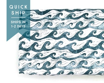 Changing Pad Cover Ocean Waves. Change Pad. Changing Pad. Teal Waves Changing Pad Cover. Changing Pad Boy. Quick Ship.