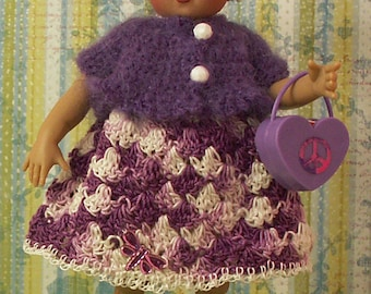 Purple Haze for Riley Kish by JDL Doll Clothes