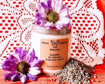 Lavender Lotion, Lavender, All Natural Lotion, lavender body lotion, lavender hand lotion, Skin Moisturizer, organic lotion, body cream