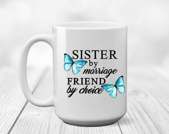 Sister In Law Gift | Step Sister Gift | Gift For Sister In Law | Gift For Stepsister | Step Sister Gift | New Sister In Law | New Stepsister